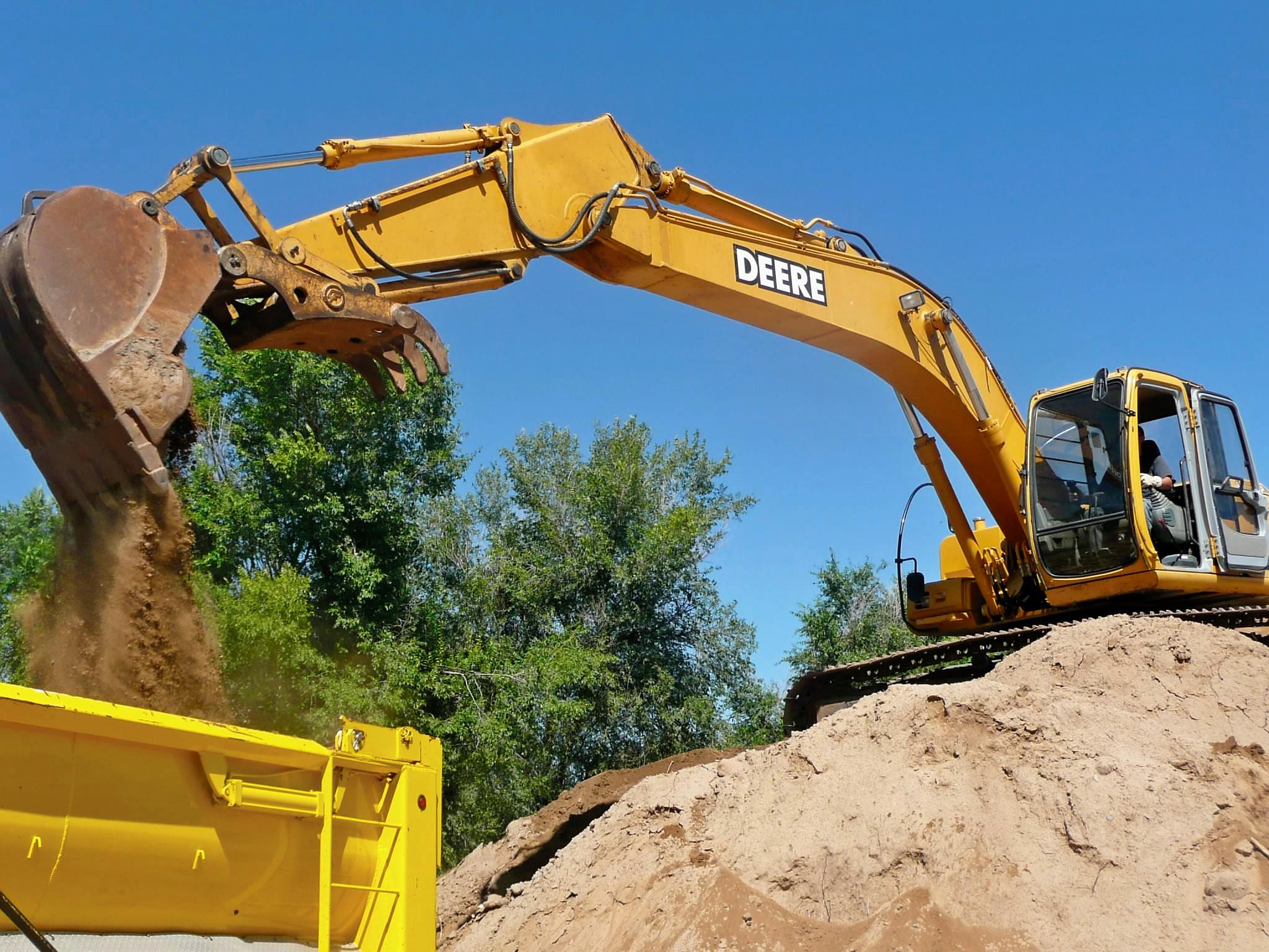 Fill Dirt Denver Excavation Contractors Denver Co